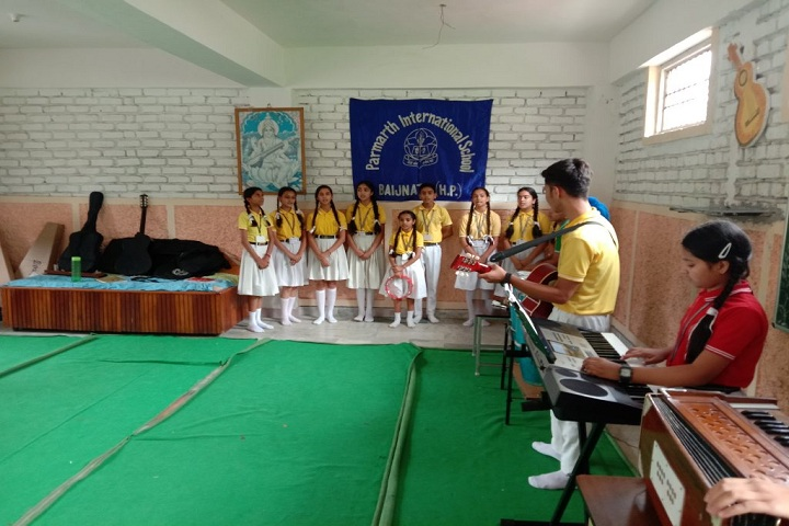 Parmarth International School-Music-Room