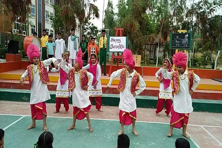 Partap World School-Activities
