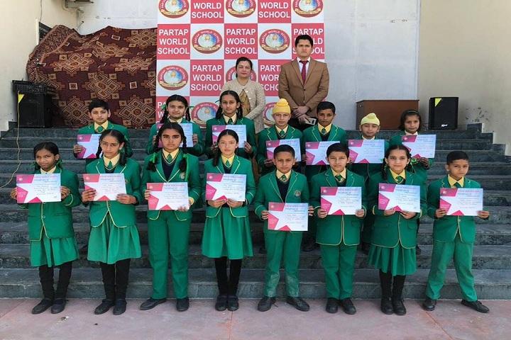 Partap World School-Awards