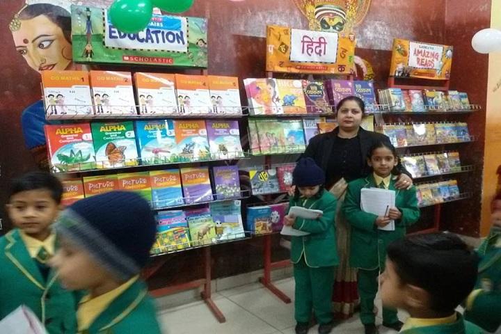 Partap World School-Book-Fair