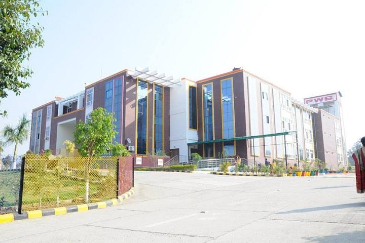 Partap World School-Campus-View
