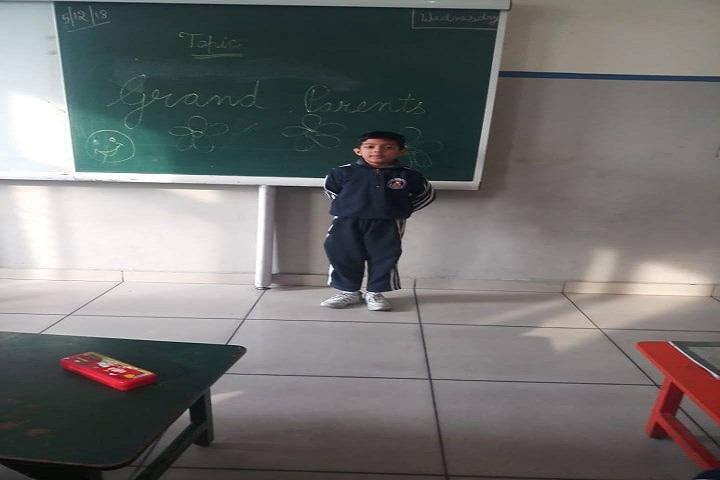 Partap World School-Classroom