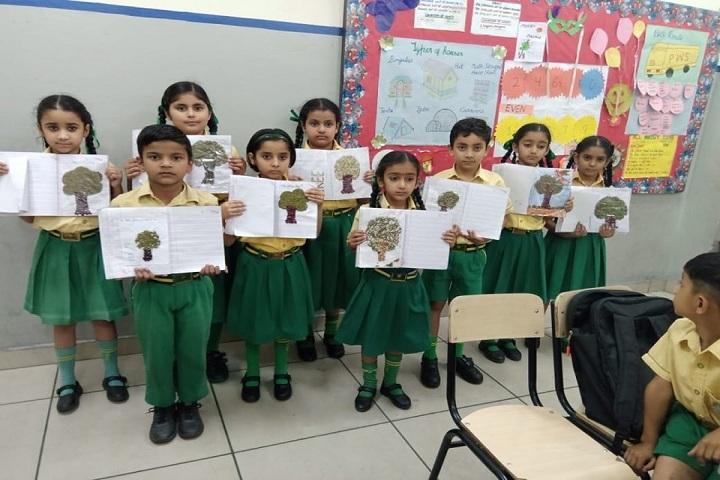 Partap World School-Kids