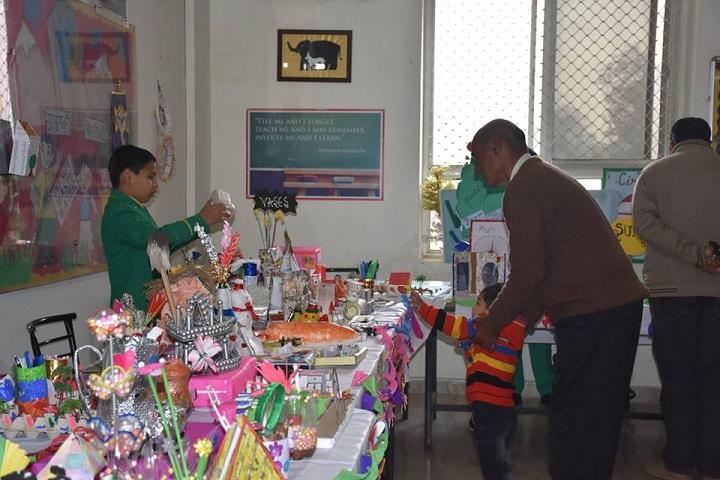Partap World School-Exhibition