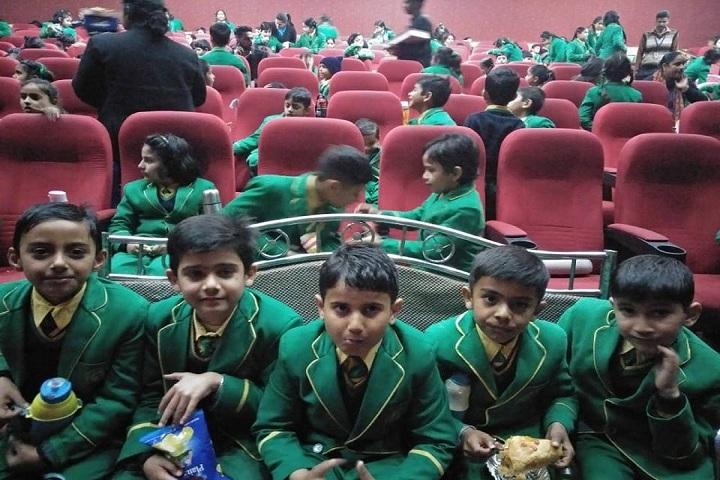 Partap World School-Auditorium