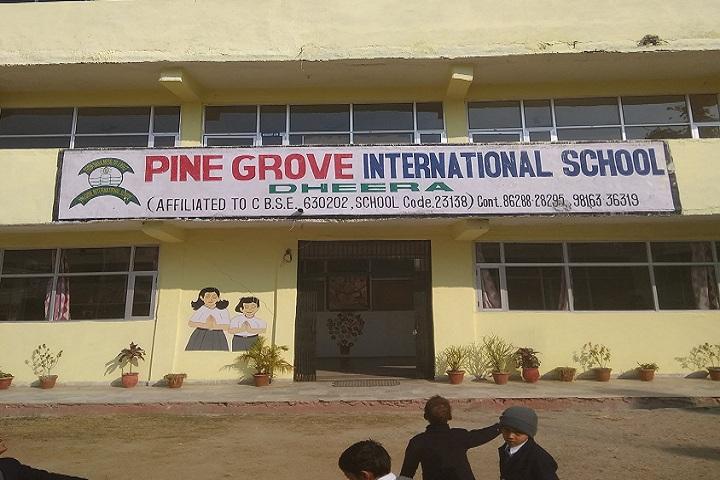 Pine Grove International School-Campus-View