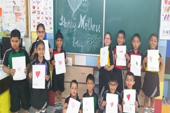Pine Grove School-Mothers Day