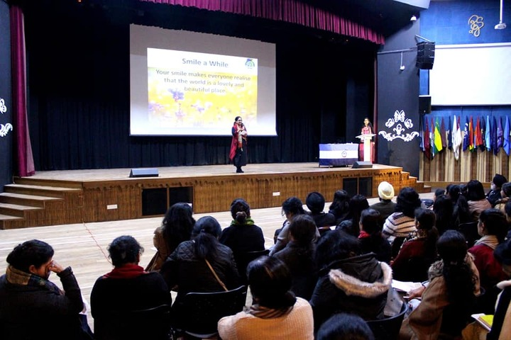 Pine Grove School-Seminar