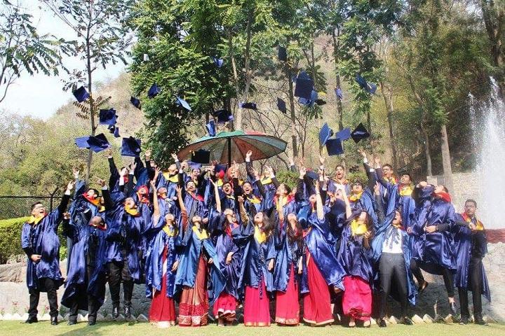 Pine Grove School-Graduation Day