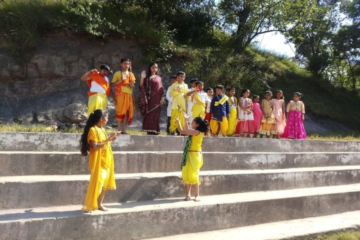 RK International School-Drama