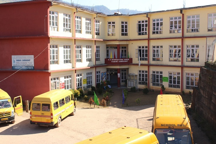 RK International School-Campus View