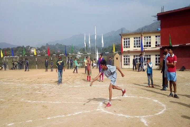 RK International School-Sports