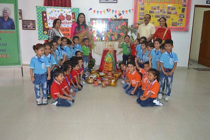 Rainbow World School-Janmashtami Celebrations