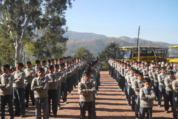 Ramanujam Royal Convent School-Assembly