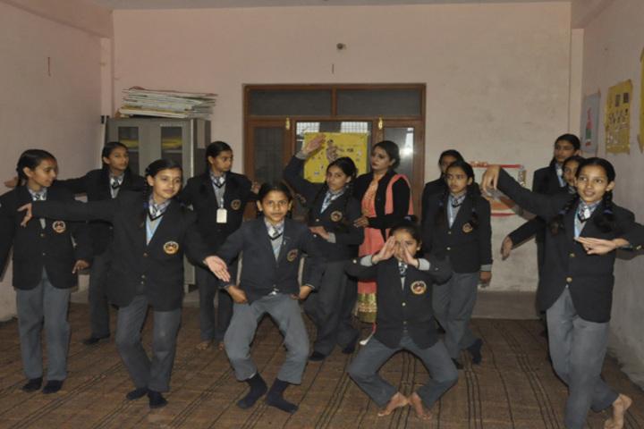 Ramanujam Royal Convent School-Dance Class