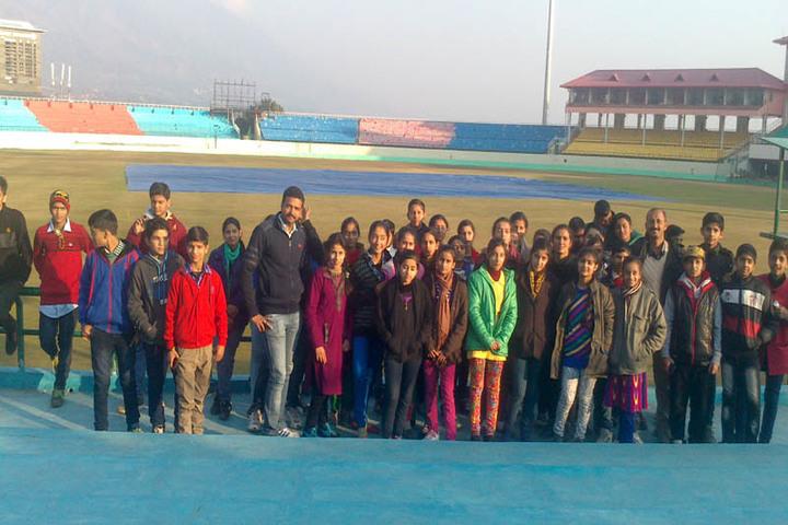 Ramanujam Royal Convent School-Tour