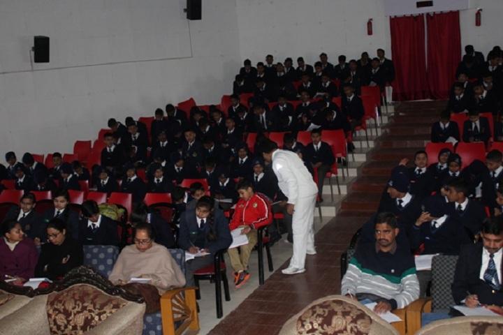 Rashtriya Military School-Auditorium