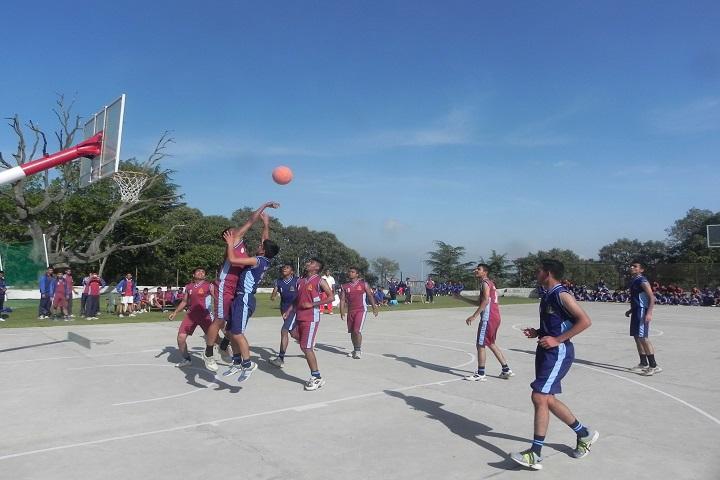 Rashtriya Military School-Indoor Games