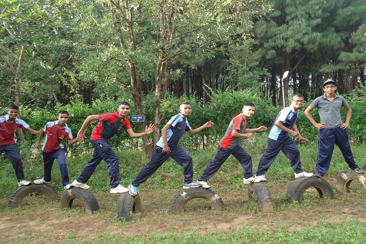 Rashtriya Military School-Tour