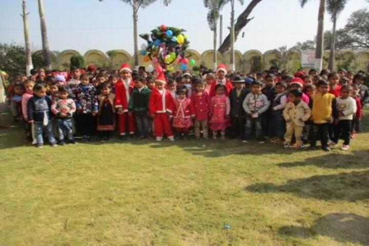 Rudra International School-Christmas Celebrations