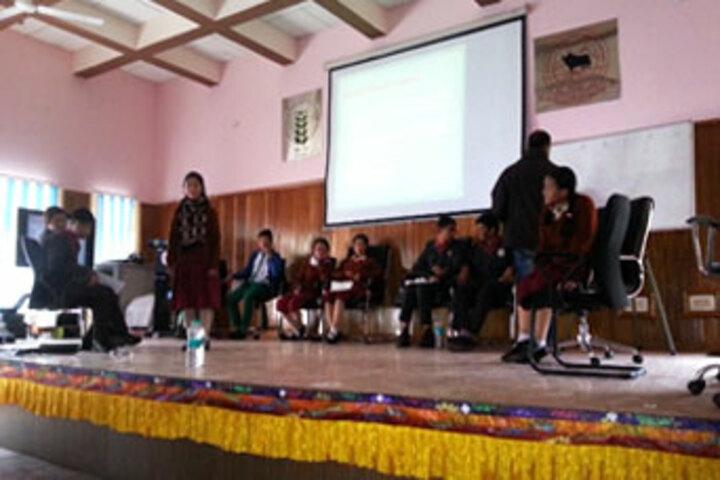 Ramakrishna Sarada Mission-AV Room