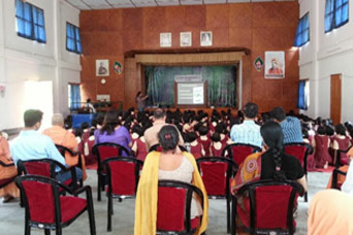 Ramakrishna Sarada Mission-Auditorium