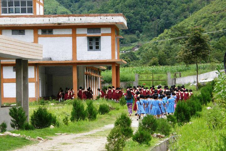 Ramakrishna Sarada Mission-Campus