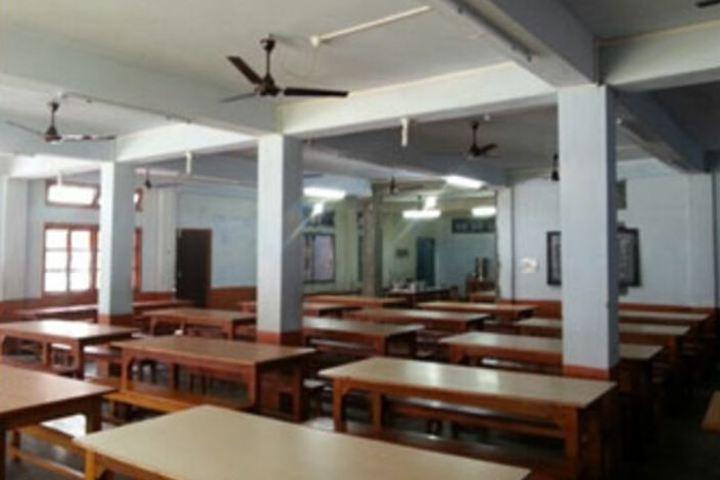 Ramakrishna Sarada Mission-Classroom