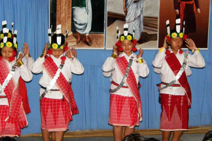 Ramakrishna Sarada Mission-Dance