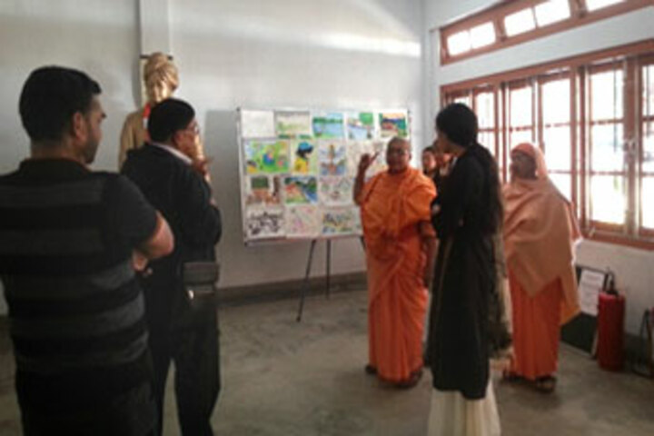 Ramakrishna Sarada Mission-Guests