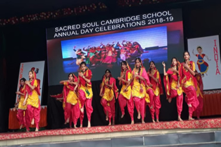 Sacred Soul Cambridge School-Annual Day
