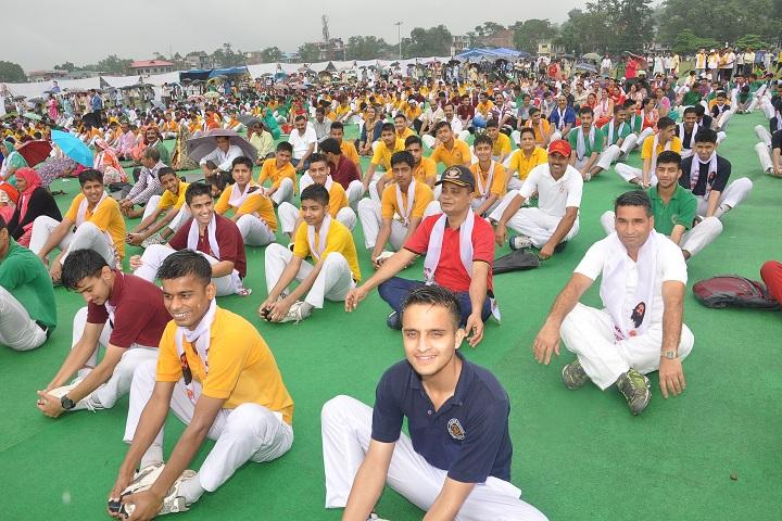Sainik School-Health And Fitness
