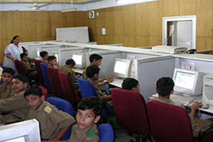 Sainik School-IT Lab