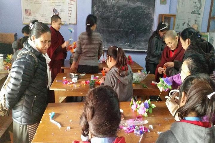 Sambhota Tibetan School-Activities