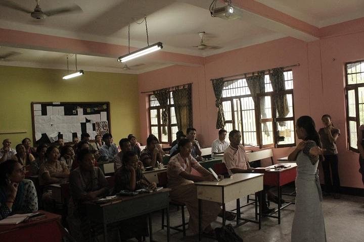 Sambhota Tibetan School-Classrooms