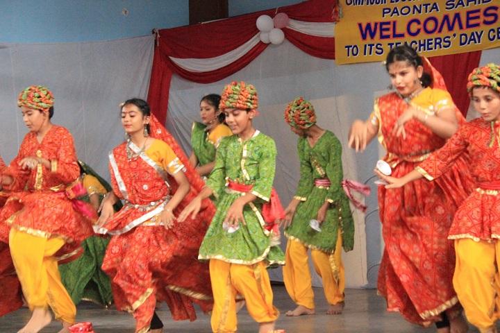Sambhota Tibetan School-Dance