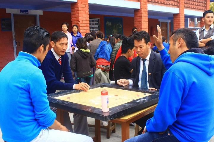 Sambhota Tibetan School-Games