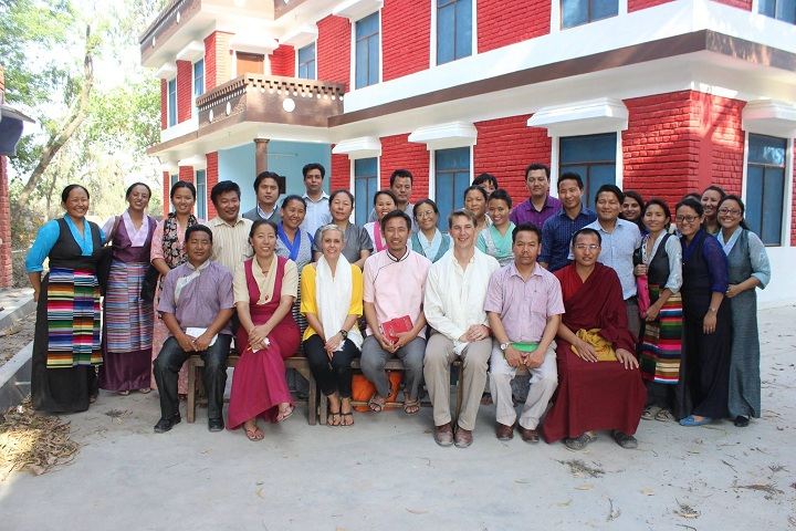 Sambhota Tibetan School-Teachers