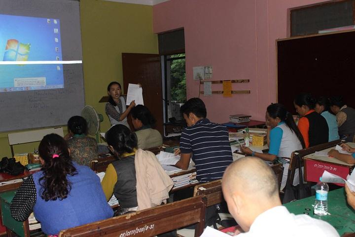 Sambhota Tibetan School-Smart Class