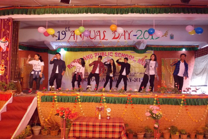 Roopland Public School-Annual day