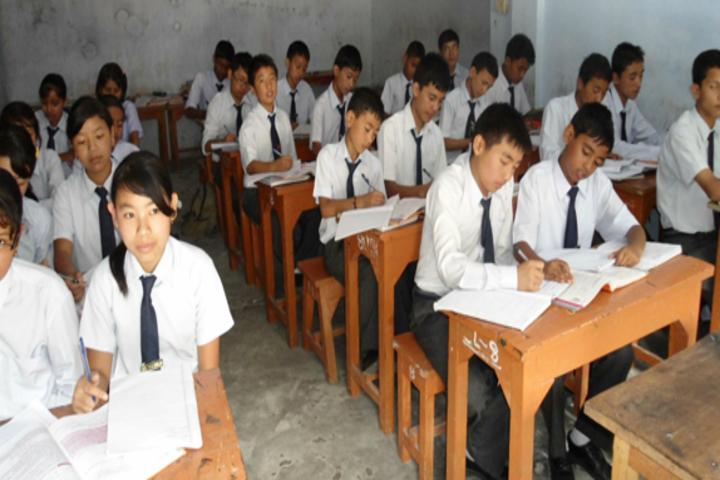 Roopland Public School-Class