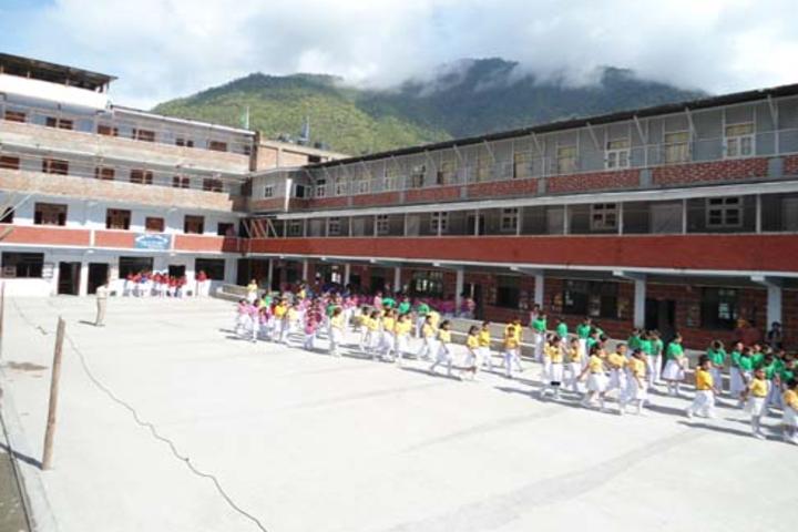 Roopland Public School-Campus