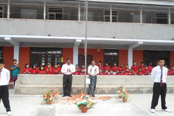 Roopland Public School-Independence day
