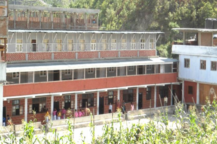 Roopland Public School-School