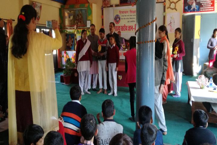 Saraswati Vidya Mandir High School-Childrens Day