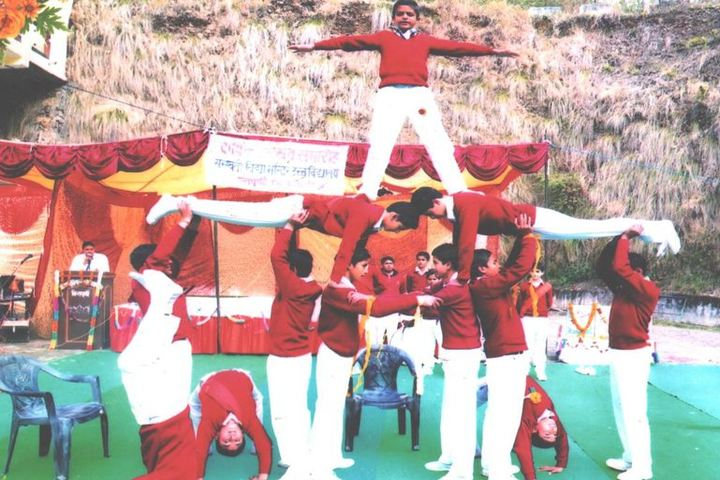 Saraswati Vidya Mandir High School-Independence Day