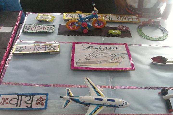 Saraswati Vidya Mandir High School-Craft