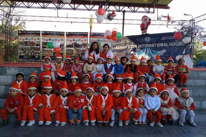 Seven Star Senior Secondary Public School-Christmas Celebrations