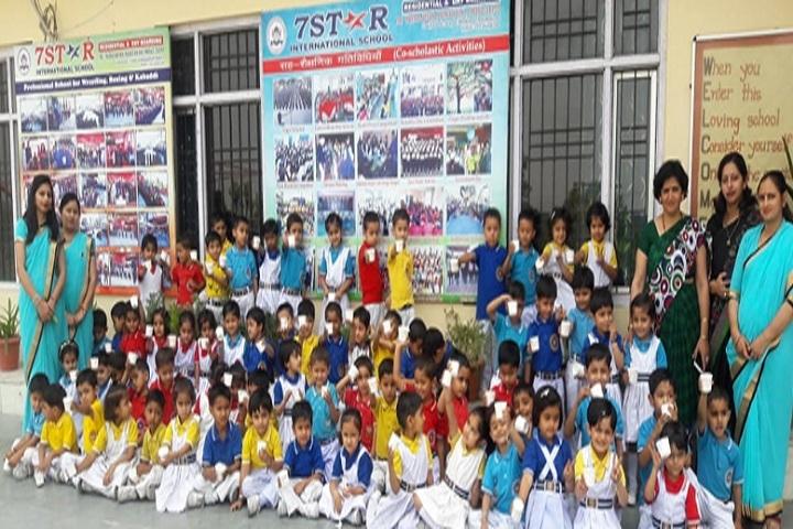 Seven Star Senior Secondary Public School-Activity