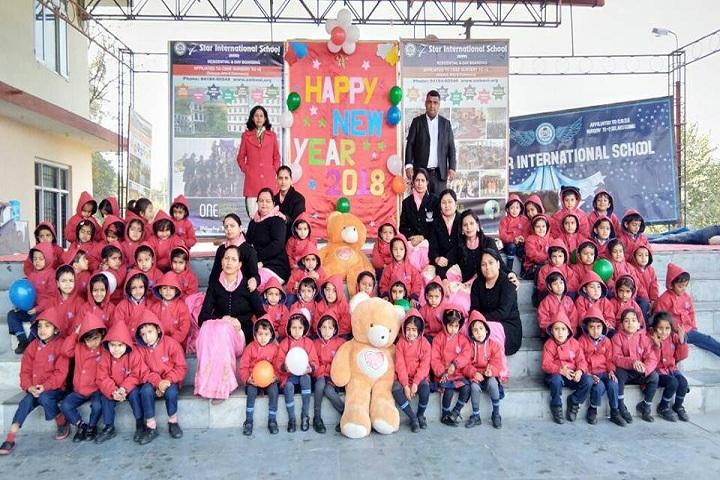 Seven Star Senior Secondary Public School-New Year Celebrations